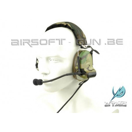 Z tactical zComtac II casque Multicam