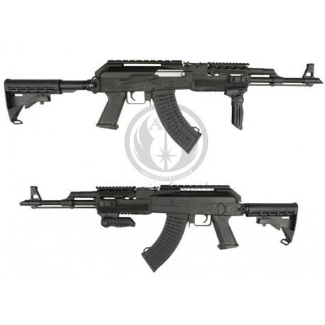 Cyma AK47 Tactical RIS Full Metal Noir