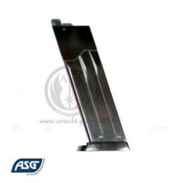 ASG Chargeur Gaz pour GNBB MK23
