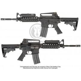 King arms M4 Colt RIS full metal AEG