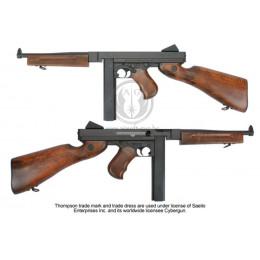 King arms Thompson M1A1 AEG vrai bois