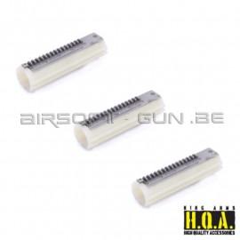 King arms piston renforcé pour marui EBB M4/AK full dents metal
