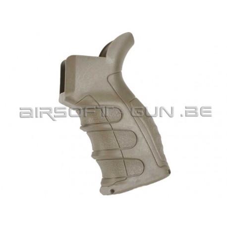 CAA Pistol grip UPG16-2 large dark earth pour AEG