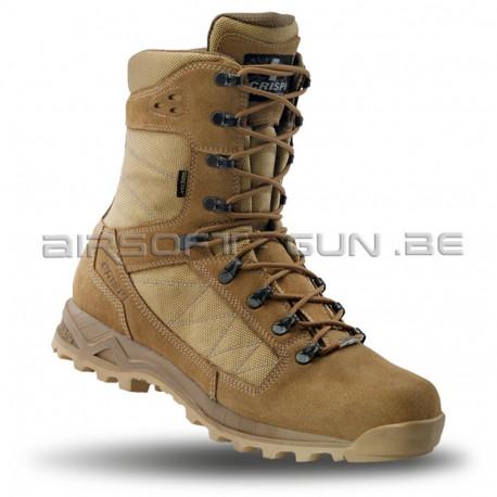 Crispi boots tactique MIRAGE GTX ® desert
