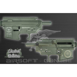 King arms Corps M16 metal body Navy seals olive drab limited edition