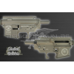 King arms Corps M16 metal body Navy seals dark earth limited edition