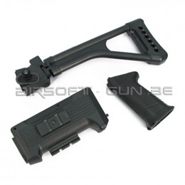 King arms KIT AK tactique pour galil noir