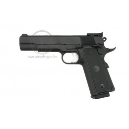 Well G1911B GBB full metal