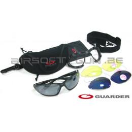 Guarder C4 lunette de protection kit