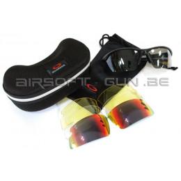 Guarder C6 lunette de protection kit
