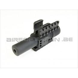 Nitro Vo. Mini rail system DX pour Marui M870 shotgun