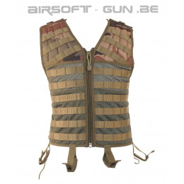 Gilet de combat FORCE ONE II CCE