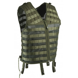 Gilet de combat FORCE ONE II OD