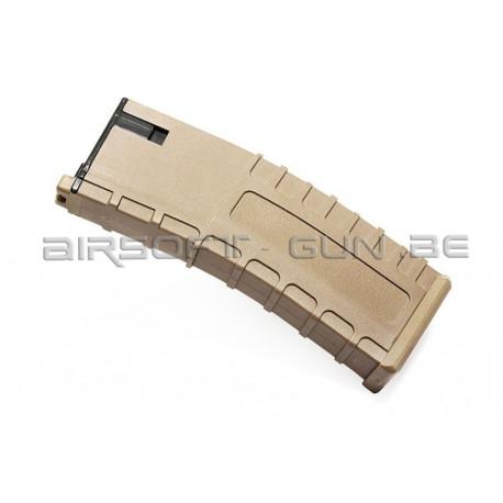 GHK Chargeur Gaz pour G5 GBB Rifle (Tan)