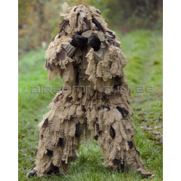 Ghillie suit OAK LEAF 3D Desert