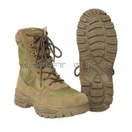 Boots tactiques A-Tacs FG ® avec fermeture éclair YKK