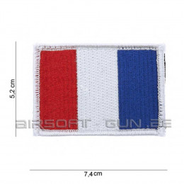 Patch drapeau FRANCE avec velcro