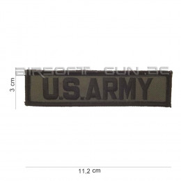 Patch US ARMY avec velcro