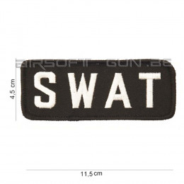 Patch SWAT avec velcro