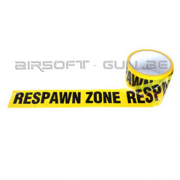Bande signalétique RESPAWN ZONE