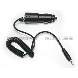 Chargeur voiture pour Midland G5, G6, G7, G8, G9 XT