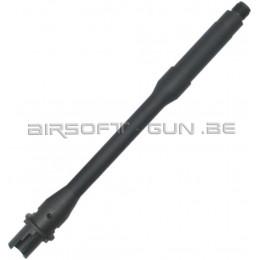 """King arms canon externe renforcé ajustable 10.5"""" pour M4 AEG"""