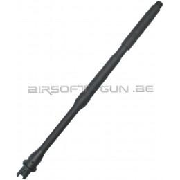 """King arms canon externe renforcé ajustable 16"""" pour M4 AEG"""