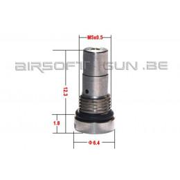 PPS valve de remplissage pour GBB type A