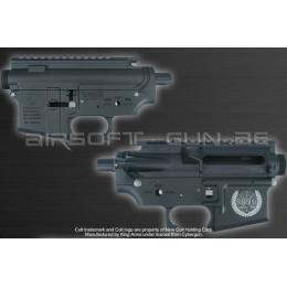 King arms Corps M4 metal body Colt (Rainbowsix) noir