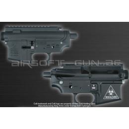 King arms Corps M4 metal body Colt (biohazard) noir