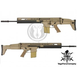 VFC FN Scar-H MK17 SSR Tan