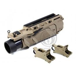 VFC Lance grenade EGLM pour scar L/H TAN