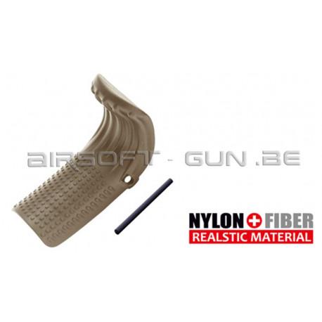Guarder Beaver tail grip pour Glock Gen4 en divers couleur