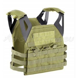 Defcon 5 Plate carrier endurance MOLLE en divers coloris