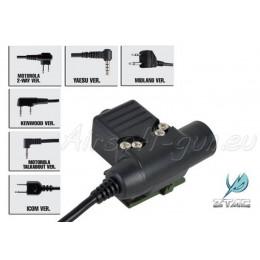 Z Tactical cable & PTT U94