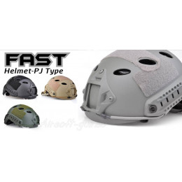 Element Casques FAST-PJ en divers coloris