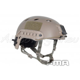 FMA Casque ach base jump dark earth