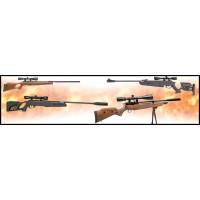 Répliques carabine airgun